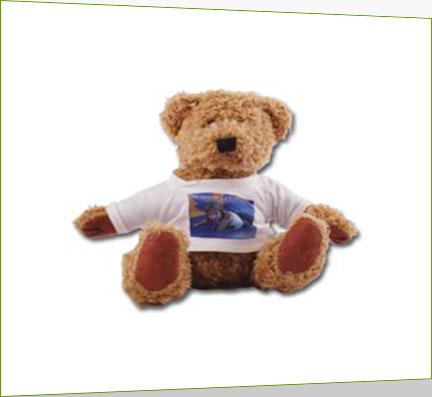 Regalo peluches oso teddy con tu foto dise a tus - Peluches con fotos ...